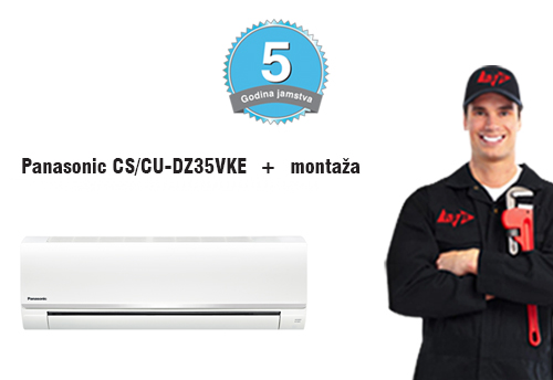 Panasonic CS_CU-DZ35VKE