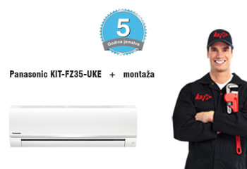 Panasonic KIT-FZ35-UKE